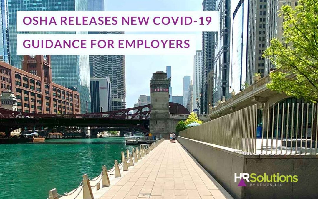 OSHA Releases New COVID-19 Guidance for Employers