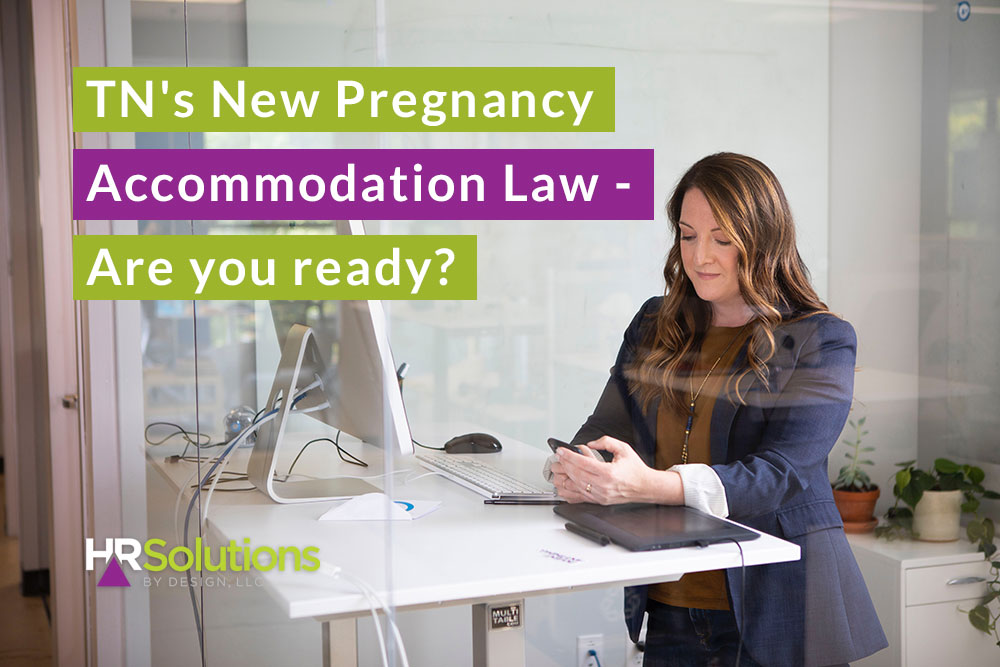 tn pregnancy accomodation law humanresources